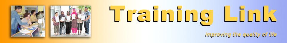 Training Link banner